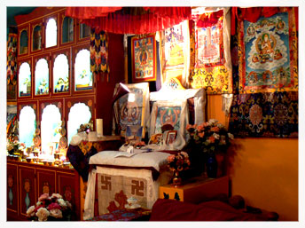 The Shrine Room